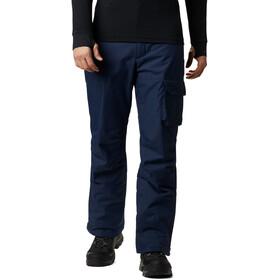 Columbia Hero Snow Pantalon Homme, bleu